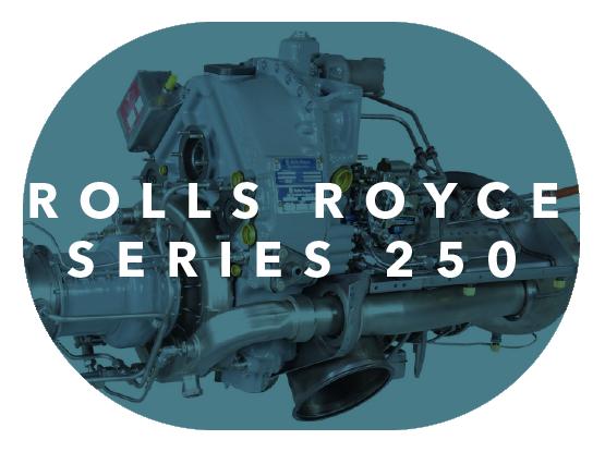 ALS | taller aeronáutico | Mantenimiento de motores rolls royce series 250
