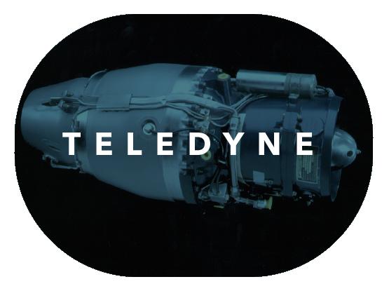 ALS | taller aeronáutico | Mantenimiento de teledyne