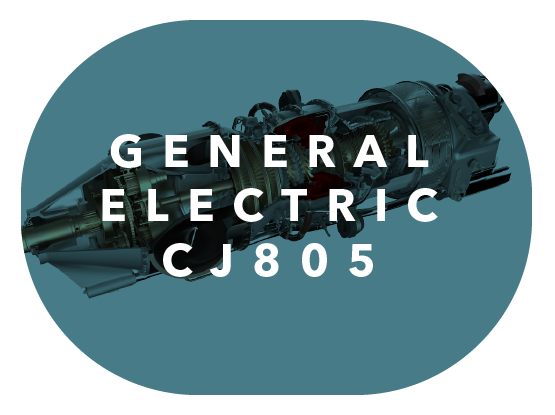 ALS | taller aeronáutico | Mantenimiento de motores general electric CJ805