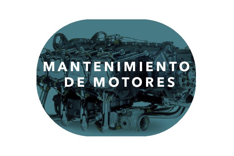 ALS | taller aeronáutico | Mantenimiento de motores